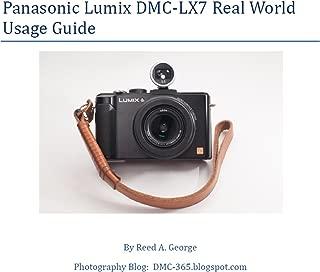 Best panasonic lumix lx7 user Reviews