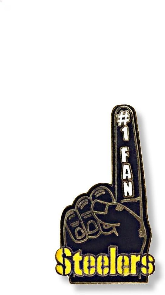 NFL Pittsburgh Steelers Pin Fan #1 Regular dealer lowest price