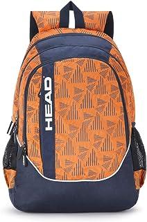HEAD Endevour 20 Ltrs Orange Laptop Backpack (HD/END10BP)