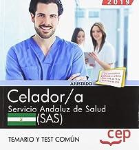 Celador servicio andaluz de salud temario y test comun