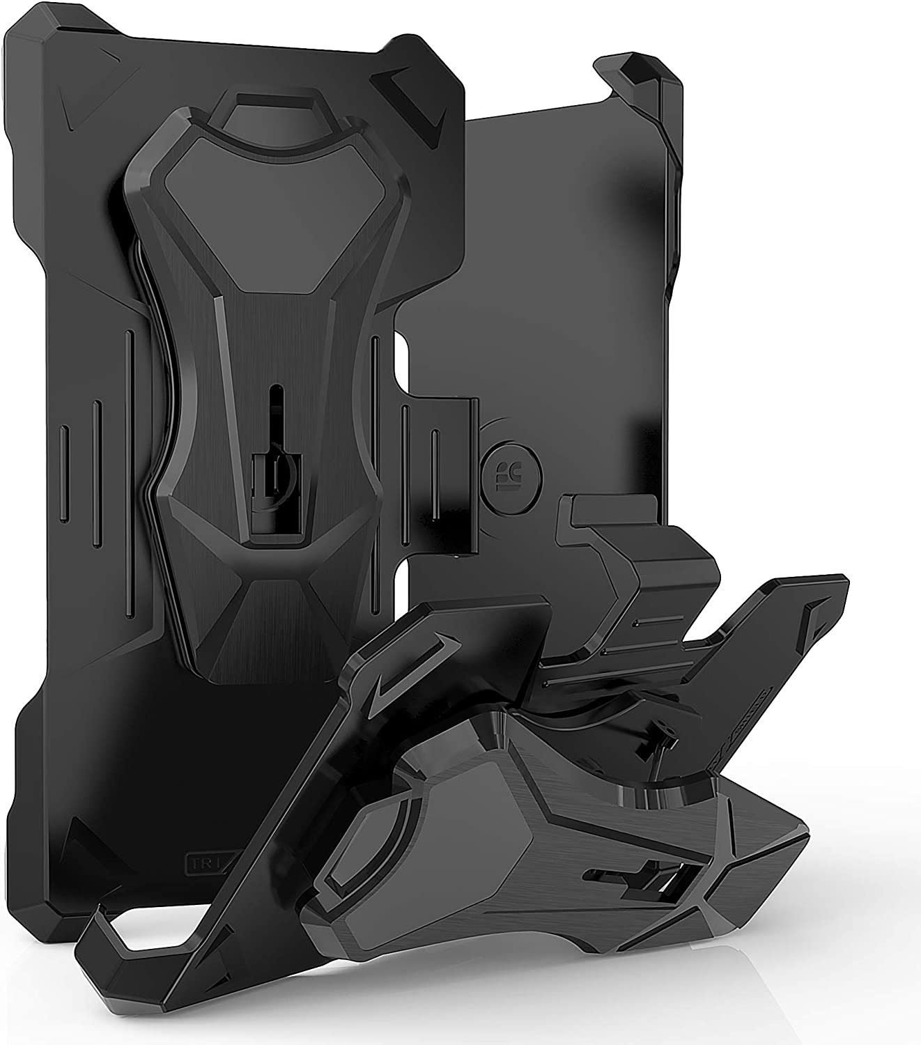 Belt Clip Holster Works with Tri-Shield 2.0 Case Compatible with iPhone 12 Pro Max 6.7