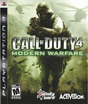 Jogo Call Of Duty Modern Warfare 4 - PS3