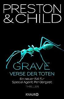 Grave - Verse der Toten: Ein neuer Fall für Special Agent P