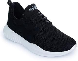 Liberty Force 10 Vision-9_Black Mens Sports Lacing Shoes