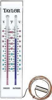 analog min max thermometer