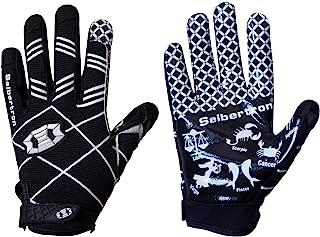 Seibertron Pro 3.0 Twelve Constellations Elite Ultra-Stick Sports Receiver Glove Football..