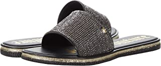 Juicy Couture Yippy - Sandalias de playa para mujer, sandalias de piscina, chanclas