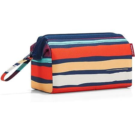 travelcosmetic 26 x 18 x 13,5 cm 4 Liter artist stripes