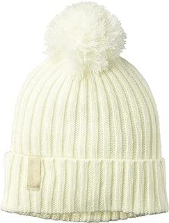 Calvin Klein Women's Basic Rib Pom Hat