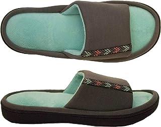حذاء حريمي من الجيرسي لونا مفتوح عند الأصابع من isotoner