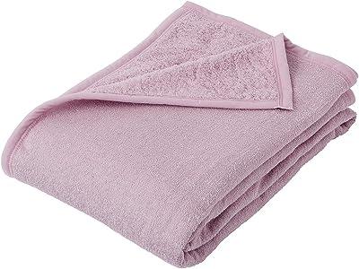 西川リビング ピンク 140×210㎝ あたたか やわらか タオル のような パイル 毛布 2010-77013