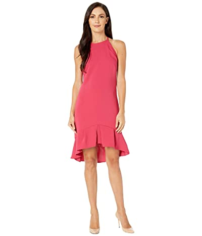 Trina Turk Zosia Dress (Cranberry) Women