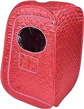 CHICIRIS Sauna Box, Save Space Steam Box avec Sac de Rangement pour Les Couples pour la Maison