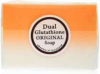 5 Bars Kojic Acid & Glutathione Dual Whitening/bleaching Soap