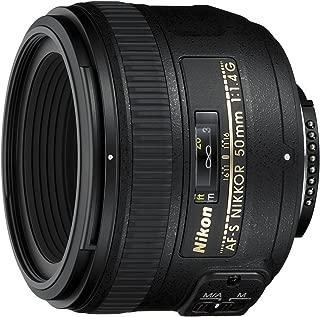 18-55 mm, 1:3,5-5,6, Rosca para Filtro de 52 mm Nikon 2170 AF-S DX ED II Color Negro Objetivo Nikkor