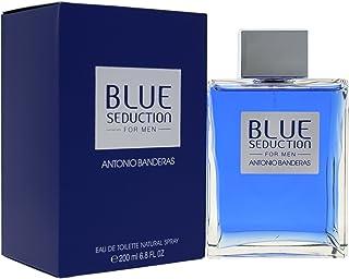 ANTONIO BANDERAS Blue Seduction for Men Eau de Toilette, 200 ml