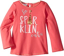 So Sparklin' Cute Long Sleeve T-Shirt (Infant/Toddler)