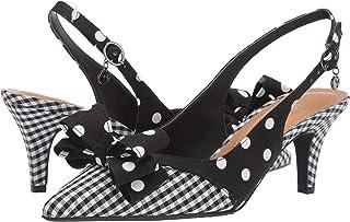 J.Renee Womens Gabino Pumps Slingback Heels