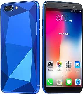 3G Móviles y Smartphones Libres, 5 Pulgadas Telefonos Moviles,1GB RAM 4GB ROM, Doble SIM Doble Cámara (5MP+2MP) 2650mAh Batería Android 7.0 Telefonos (Blue)