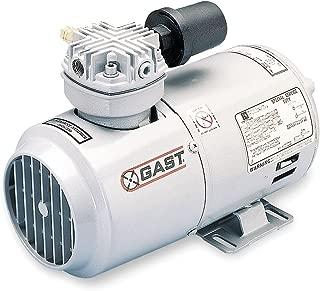 GAST Piston Air Compressor 1/6HP 115V 1Ph