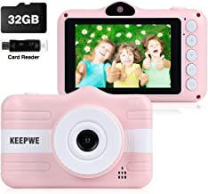 Kids Camera, Digital Camera for Kids Gifts, Camera for Kids 3-10 Year Old 3.5 Inch Large..