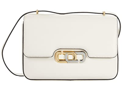 Marc Jacobs The J Link Shoulder Bag (Ivory) Shoulder Handbags
