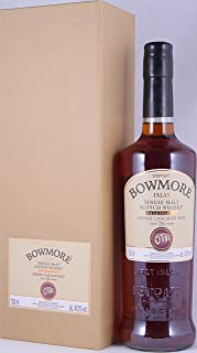 Bowmore 1988 Feis Ile 2015 26 Years Sherry Cask 3001 Islay Single Malt Scotch Whisky Cask Strength 48,3% Vol. - auf 248 Flaschen limitierte Distillery Exclusive Abfüllung zum Feis Ile 2015 Festival!