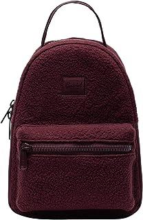 Herschel Supply Co Women's Nova Mini Canvas Backpack - Plum