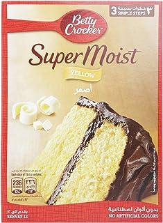 Betty Crocker Super Moist Yellow Cake Mix, 500 gm