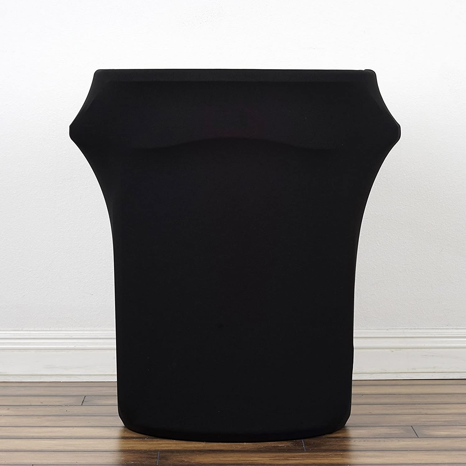 Super sale Efavormart New 41-50 Gallons Max 73% OFF Commercial Grade Stretch Span Black