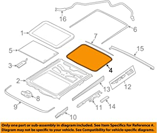 Best bmw z3 roof seals Reviews