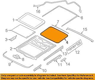 BMW 54-10-7-245-551 SURROUNDING SEAL