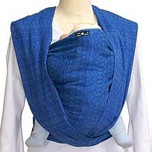 DIDYMOS Woven Wrap Baby Carrier Prima Ultramarin (Organic Cotton), Size 6