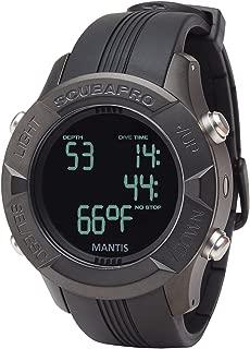 ScubaPro Black Mantis (M1)Scuba Diving Computer Wrist Watch