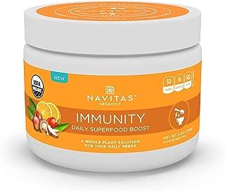 Navitas Organics Daily Superfood Boost, Immunity, 4.2 Ounce, Organic, Non-GMO, Gluten-Free