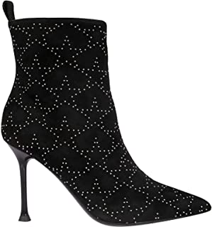 ALBERTO GOZZI Luxury Fashion Womens GUSTAVONERO Black Ankle Boots | Fall Winter 19