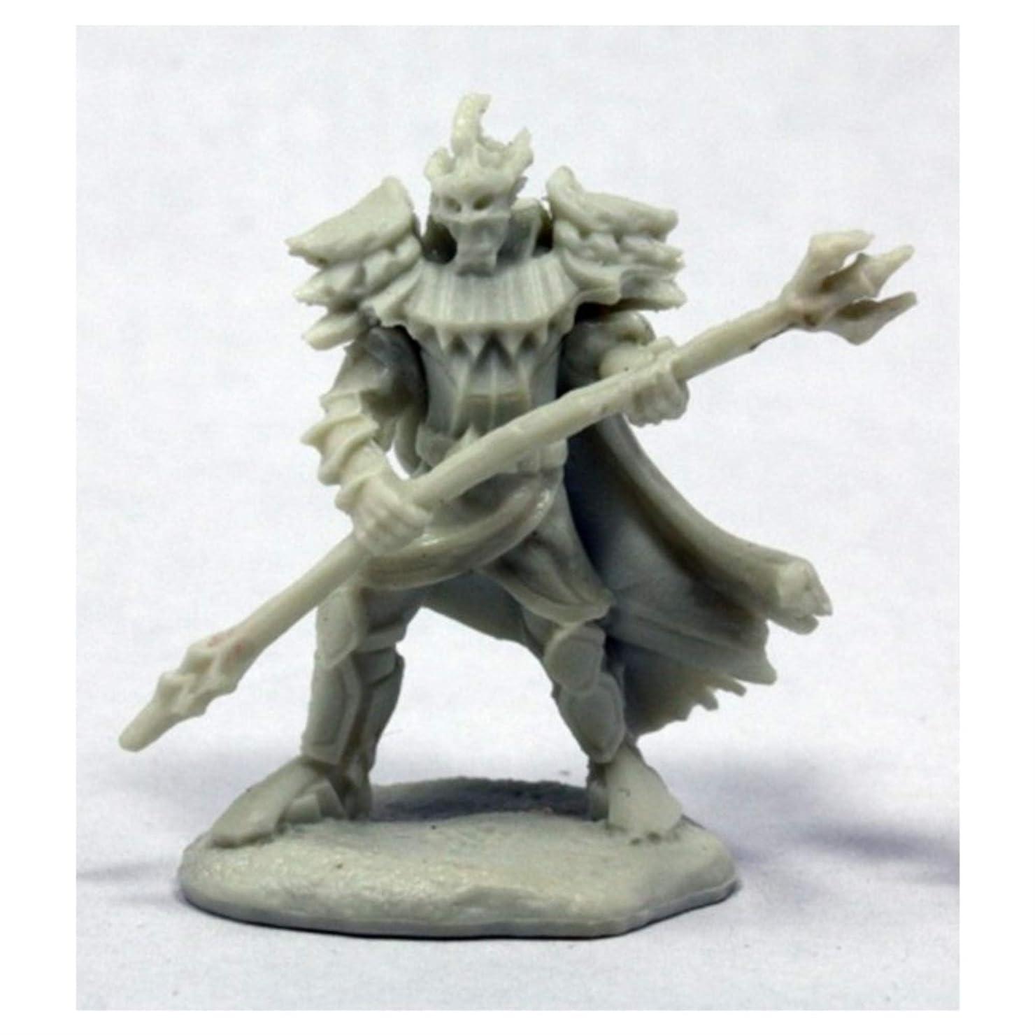 騒乱見捨てる選択するReaperミニチュアvagorg、半分Orc Sorcerer # 89043ボーンRPG miniature figure