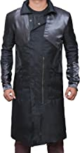 Adam Jensen Human Revolution Black Long Trench Coat