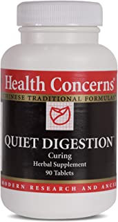 Health Concerns - Quiet Digestion - Curing Chinese Herbal Supplement - Bao He Wan - Digestive System Support - with Poria Sclerotium - 90 Tablets per Bottle