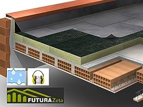 IMV rockwool 800 de roche en aluminium 60 x 60 mm enEV 100 /%