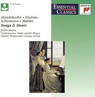 Six Songs, Op. 19a: No. 2, Das erste Veilchen
