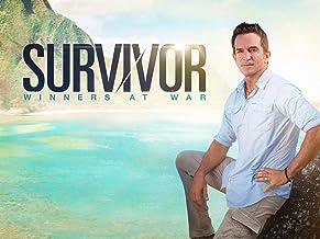 Survivor, Season 40: Winners At War