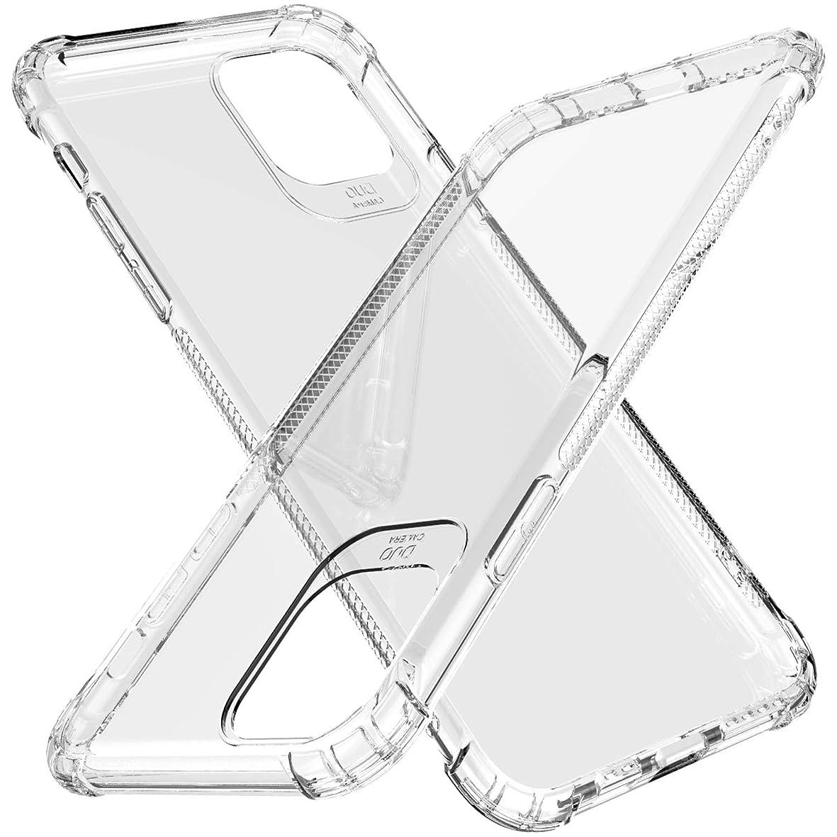 大声で噂なすIVSO iPhone11 ケース 6.1 iPhone 11 ケース iPhone 保護ケース 6.1 iphone 11 ケース 6.1インチ iPhone 6.1インチケース iPhone 2019 カバー ソフト TPU素材製 クリアケース シンプル 背面保護カバー 超軽量 超薄型 iPhone Newモデル Apple 透明ケース