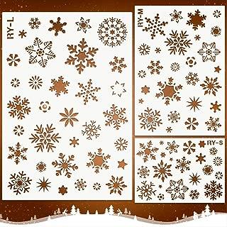 Best easy snowflake stencil Reviews