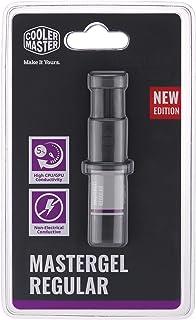 Cooler Master MasterGel Regular New Edition Flat-Nozzle Syringe High Performance Thermal Paste - Grey - MGX-ZOSG-N15M-R2
