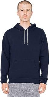 American Apparel Unisex-Adult Flex Fleece Long Sleeve Pullover Hoodie