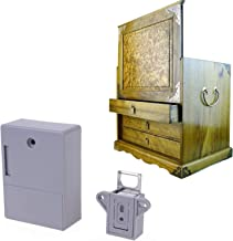 MISHITI Punch-free Onzichtbare Intelligente Sensor Lade Lock File Cabinet Anti-diefstal Lock