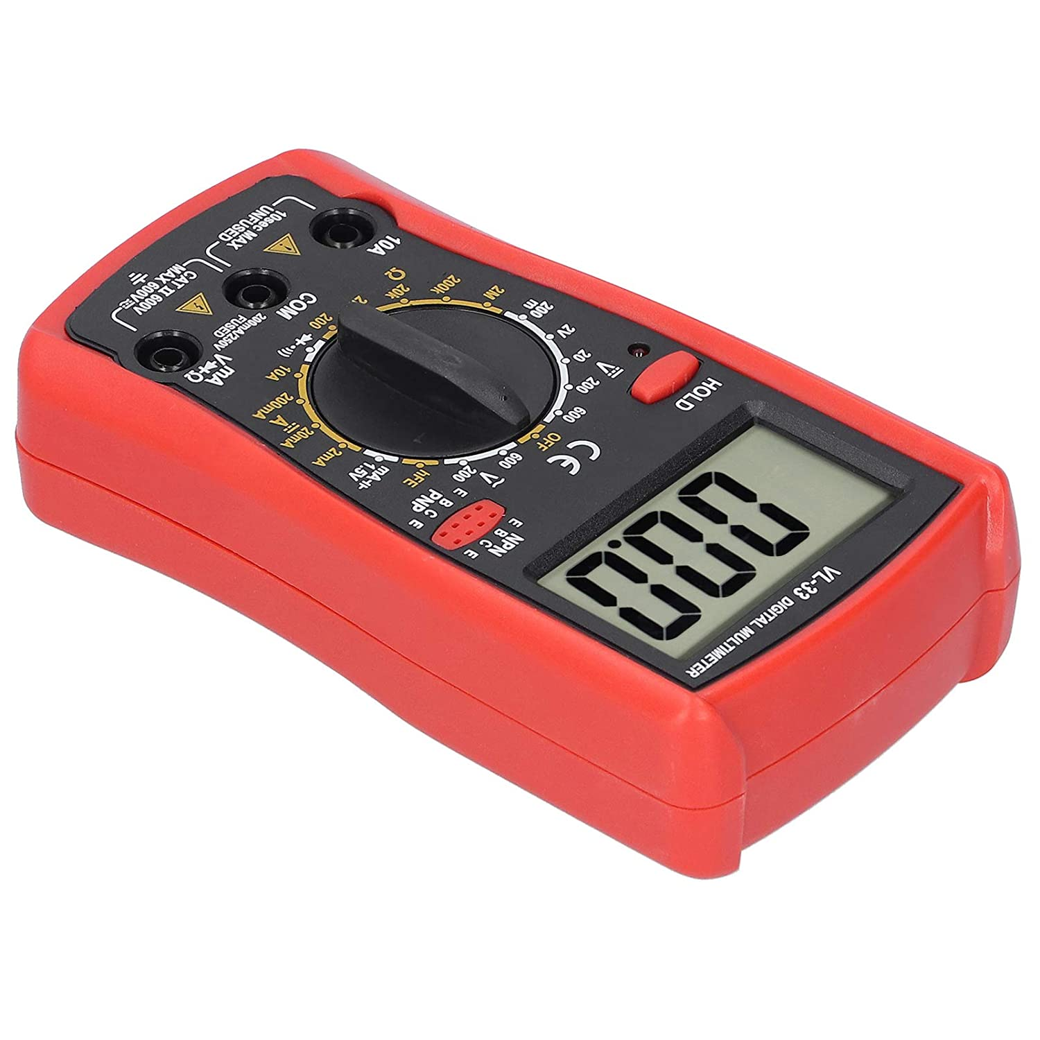 Clear Fashion Stable Voltage Test At the price Meter Reliability high Portab Accurate