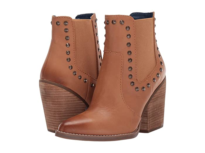 Dingo  Stay Sassy (Tan Leather) Womens Pull-on Boots