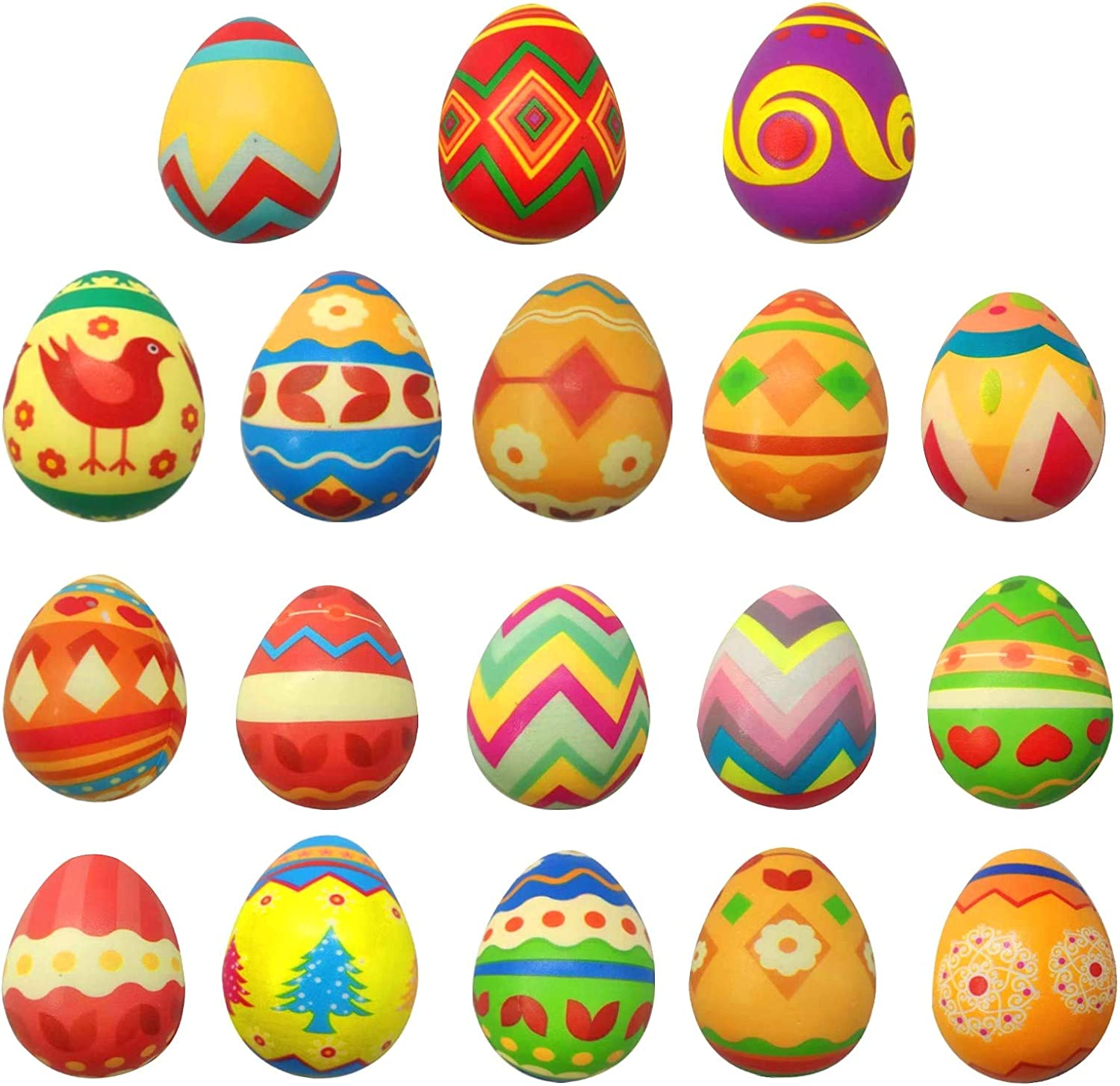 9 Types of Decompression Slow Rebound 55% OFF Mini Squ Eggs Max 58% OFF Easter Toys